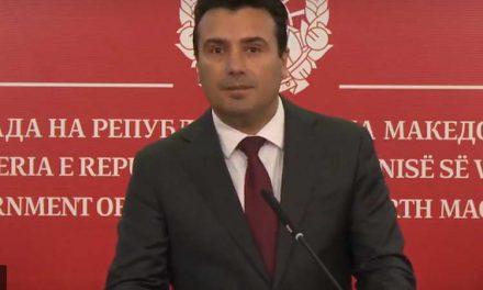 Заев пресече: Одиме на брзи предвремени парламентарни избори!