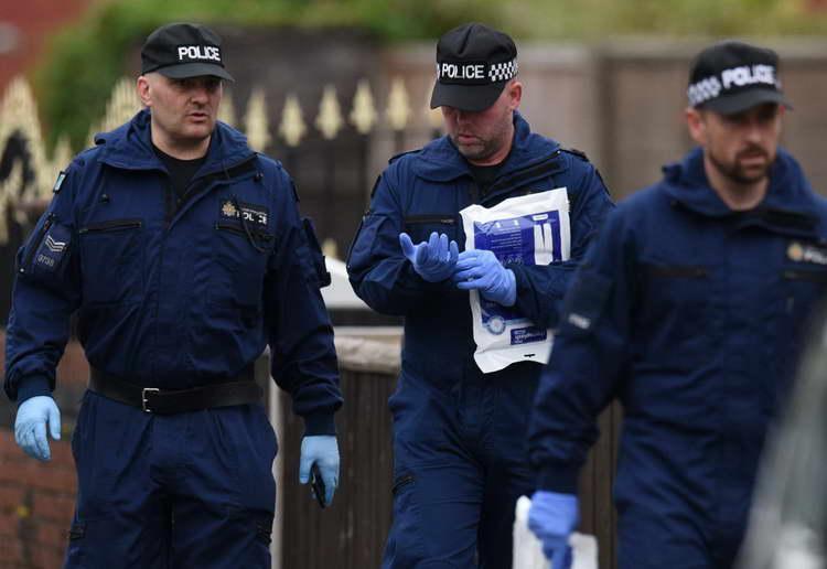 Британската полиција открила 39 тела во камион од Бугарија