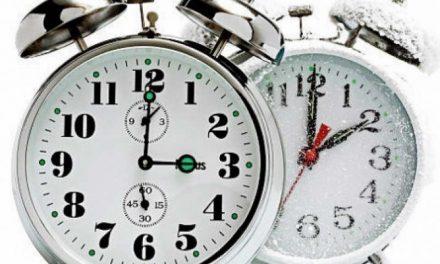 Почнува зимското сметање на времето – ноќеска во 3 часот стрелките на часовникот вратете ги еден час назад