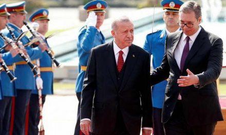 Малубројните пријатели на Ердоган