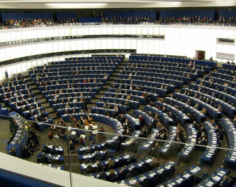 Европскиот парламент ја почнува пленарната седница