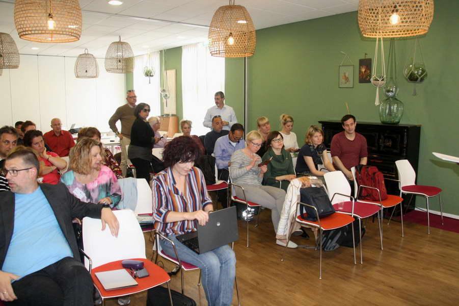 Професорки од прилепската Гимназија на обуки во Холандија и Финска