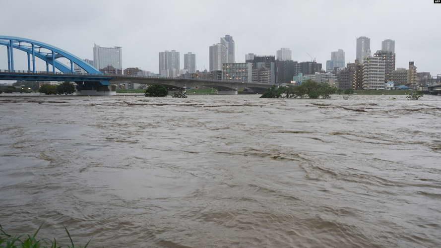 Најмалку 33 загинати од тајфунот во Јапонија