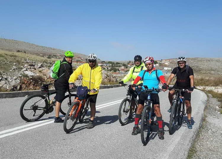 """Здружението """"Велосипед 2015"""" ја реализираше CROSS BORDER BIKE TOUR"""