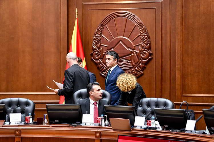 Од 162 седница на Владата: За намалување на аерозагадувањето, одобрена гасификација на КПУ Затвор Скопје