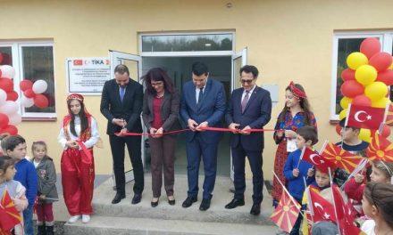 Отворено ново училиште во валандовското село Казандол