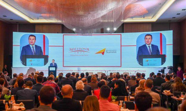 """Заев од форумот """"Македонија 2025"""": Давајте иницијативи – ги слушаме и имплементираме"""