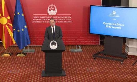 Филипче: Предлог-буџет за 2020 година е креиран според потребите на пациентите и здравствените работници