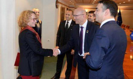 Северна Македонија како поканета 30. членка на НАТО, седнува рамноправно на масата со најмоќните на лидерскиот состанок во Лондон