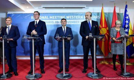 """Балкански """"мини Шенген"""": Не сакаме нова Југославија, туку нов Балкан"""