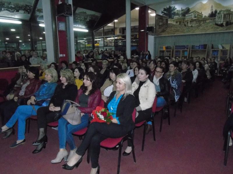"""""""Женската борба е наша заедничка борба"""", трибина на Форумот на жени на СДСМ – Прилеп"""