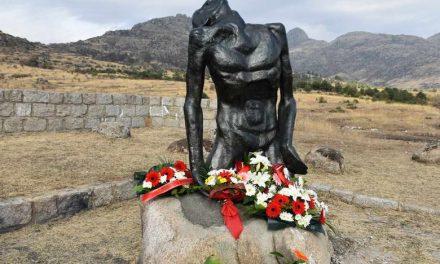 """Со откривање на споменикот """"Жртви на фашизмот"""" започна чествувањето на 3. Ноември, Денот на ослободувањето на Прилеп"""