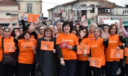 СДСМ Прилеп: Нулта толеранција за насилство врз жените и девојките