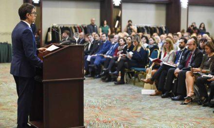 """Пендаровски на конференцијата """"Климатска акција: Да се спречува и да се лекува"""""""