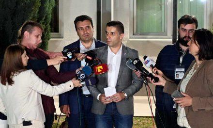 СДСМ го избра Николовски за шеф на изборниот штаб, подготвува и нова изборна програма