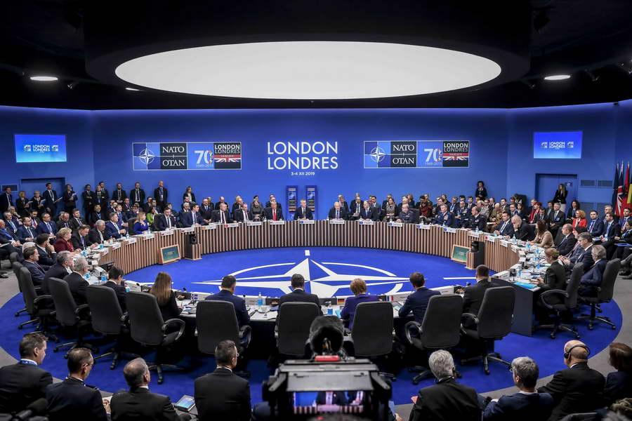 Заев на Состанокот на лидерите на НАТО: Ставаме печат на нашето место меѓу сојузниците кои се обединети за слобода, мир и демократија