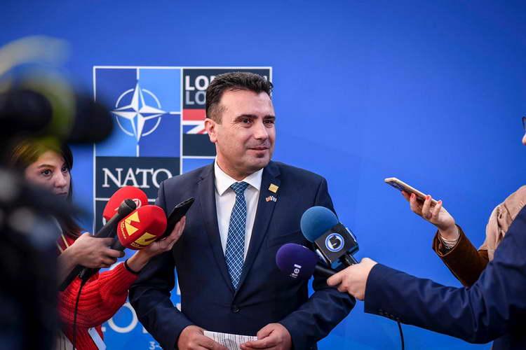 Заев за Состанокот на лидерите на НАТО: Иднината на Северна Македонија има адреса – Главното Седиште на НАТО во Брисел