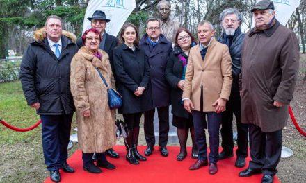 Во Букурешт откриена спомен биста на сликарот Никола Мартиноски
