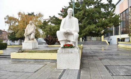 Одбележана годишнината од смртта на Блаже Конески