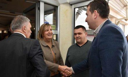 """""""Да ги премостиме архитектонските бариери""""- работилница во организација на Мобилност Македонија"""