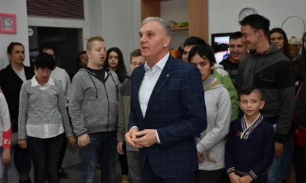 """Дневниот центар """"Ѕуница"""" го одбележа Меѓународниот ден на лицата со попреченост"""