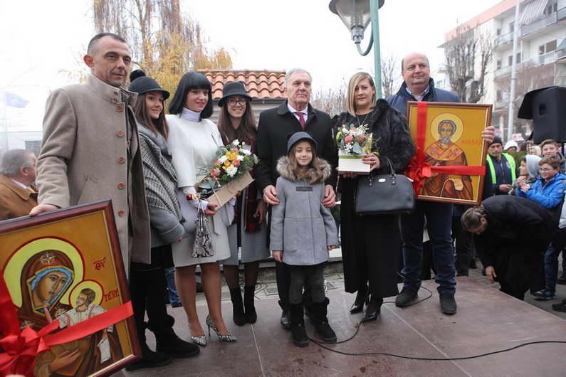 Прилеп чествуваше во чест на патронот на градот, Свети Никола