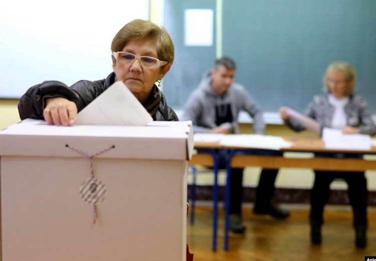 Убедлива победа на ХДЗ на изборите во Хрватска