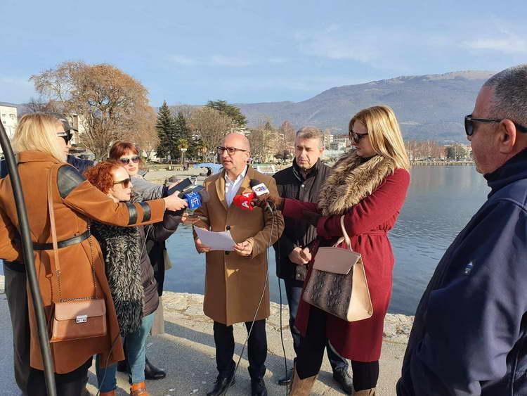 Владата ја раскина концесијата за Охридското езеро