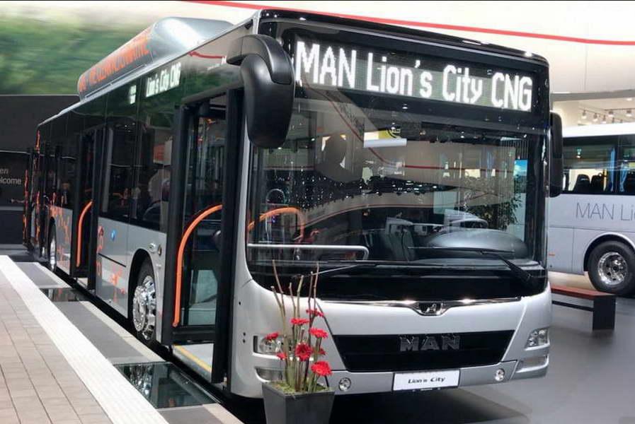 """""""МАН"""" во март ќе ги испорача првите 6 еко-автобуси за ЈСП – Скопје"""