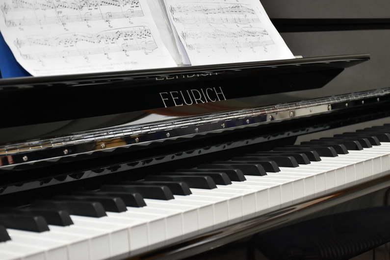 После 16 години, основното музичко училиште од Прилеп набави ново пијанино