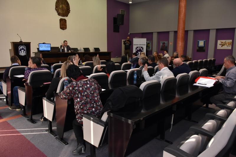 Одржана 38 итна седница на Советот на општина Прилеп