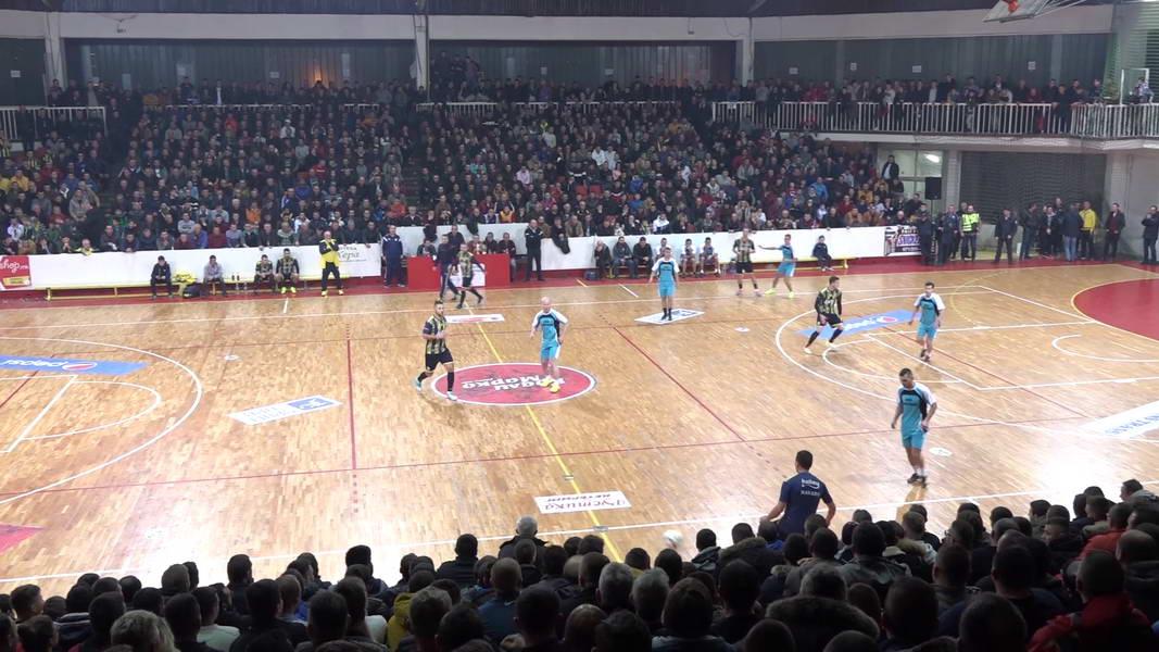 """(ВИДЕО): Финале на турнирот во мал фудбал """"Свети Никола 2019"""""""