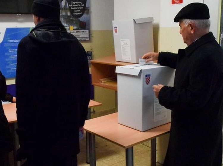 Хрватска бира претседател на државата