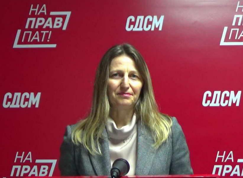 Кети Смилеска: Секој пензионер, во секој месец од годината ќе зема повисока пензија за 900 денари