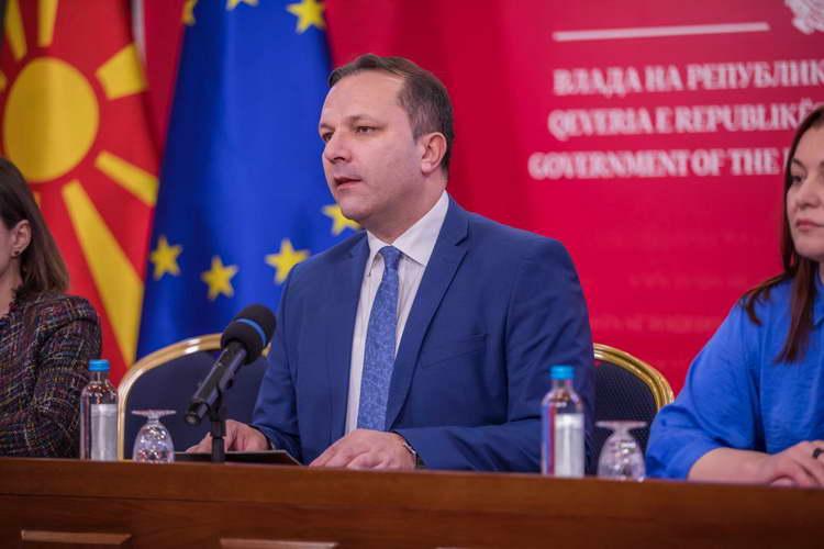 Спасовски: Сите пратеници во Парламентот да преземат одговорност да биде усвоен Законот за јавно обвинителство