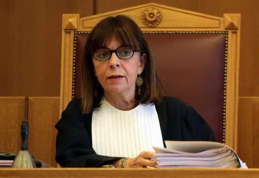 Екатерини Сакеларопулу – прва жена избрана за претседател на Грција