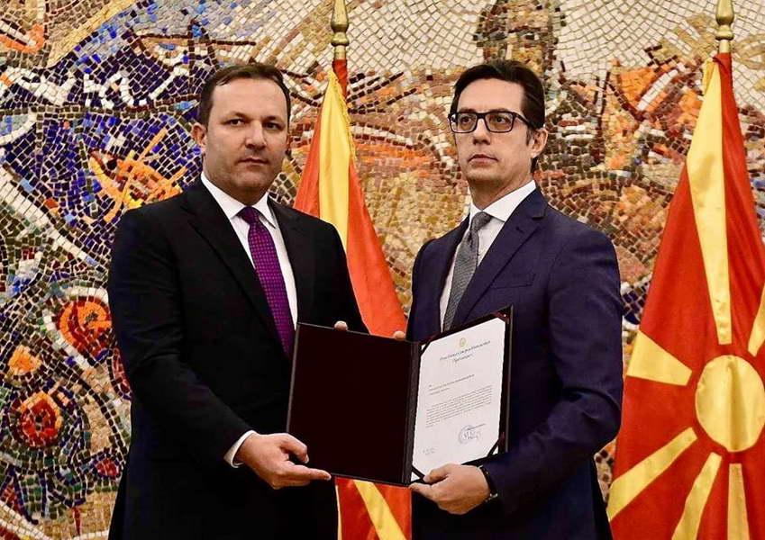 Спасовски: Ќе направиме се' државата да продолжи со напредокот