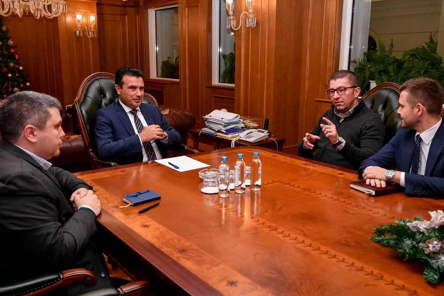 Владата денеска очекува нов предлог од ВМРО-ДПМНЕ за технички министер за внатрешни работи