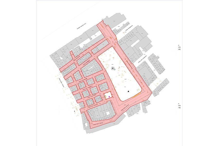 Проектот за реконструкција на Старата чаршија презентиран пред прилепските дуќанџии