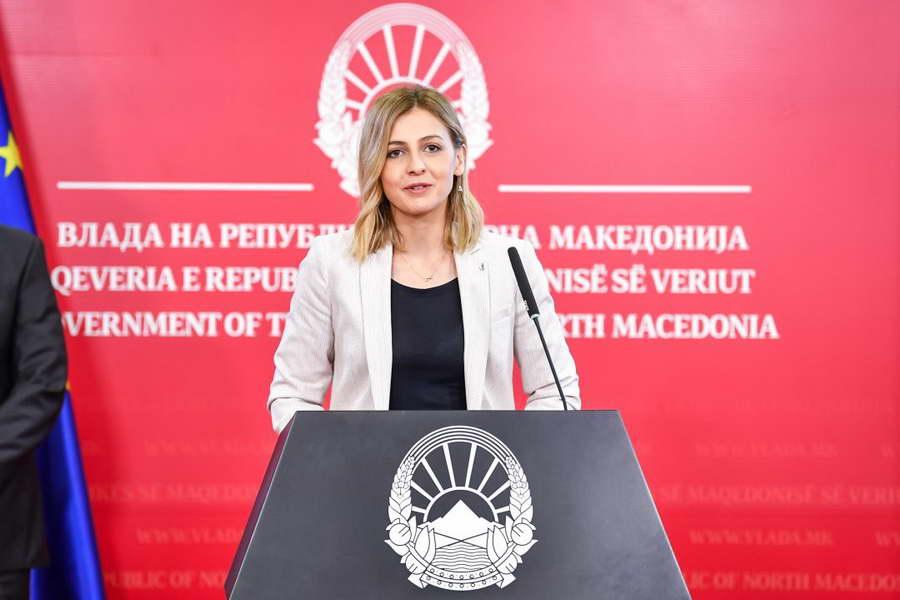 Ангеловска: МојаНаграда дава одлични резултати, над 15 милиони сметки скенирани во јануари