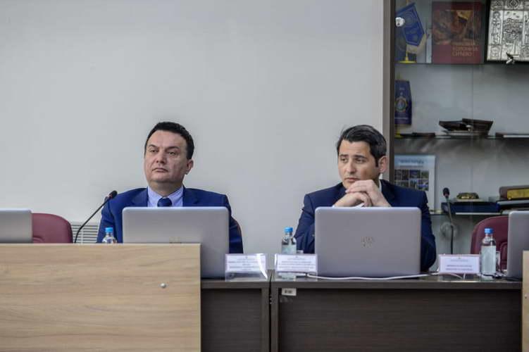 Усогласениот и усвоен текст на Законот за јавно обвинителство е доставен до Собранието