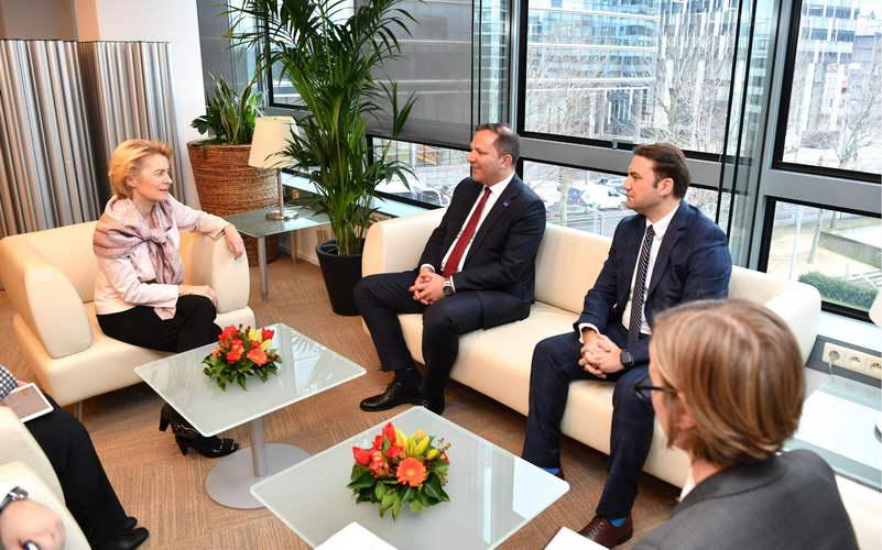 Урсула Фон Дер Лајен: Напредoкот на Северна Македонија е импресивен, ги исполни високите очекувања што ги постави Европската Комисија