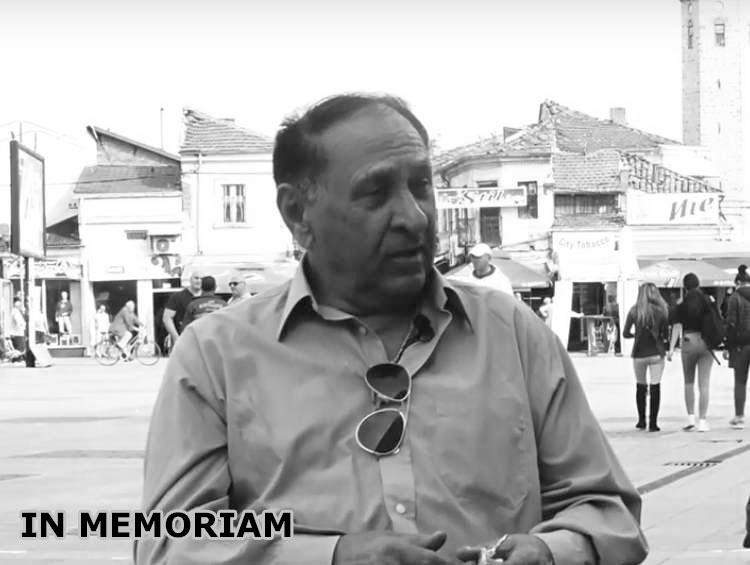 Почина Ѓорѓи Желчески