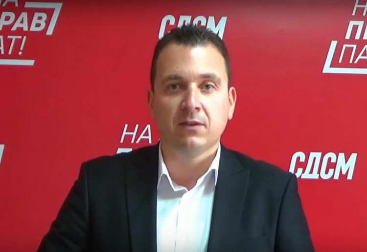 Миле Талевски: Наќе Чулев го враќа ВМРО-МВРО