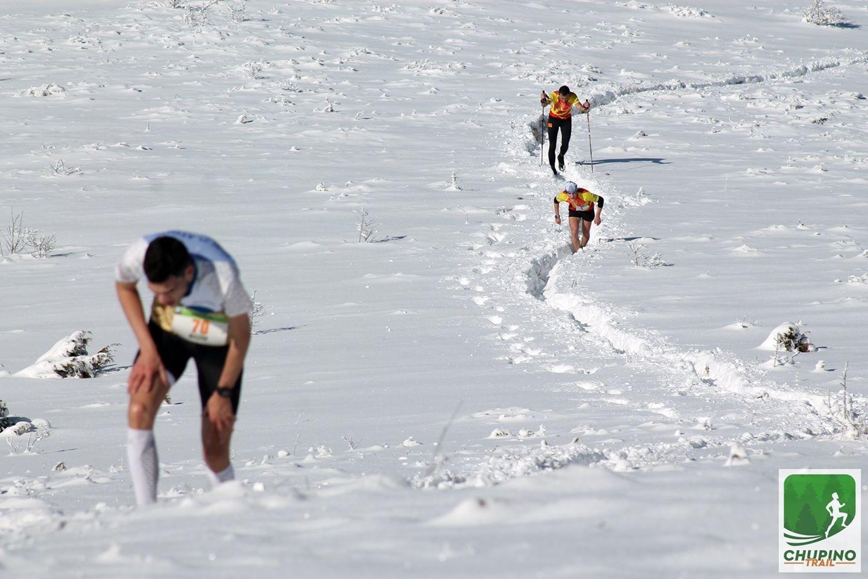"""Со трката """"Чупино Winter Vertical 2020"""", започна националната лига во skyrunning"""