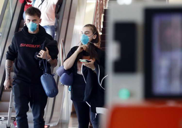 Не паника, туку превенција од коронавирусот