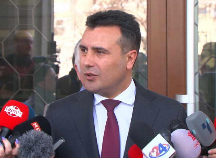Заев: Aко ВМРО-ДПМНЕ се обидува да го блокира Законот за ЈО, тогаш Парламентот нема да се распушти