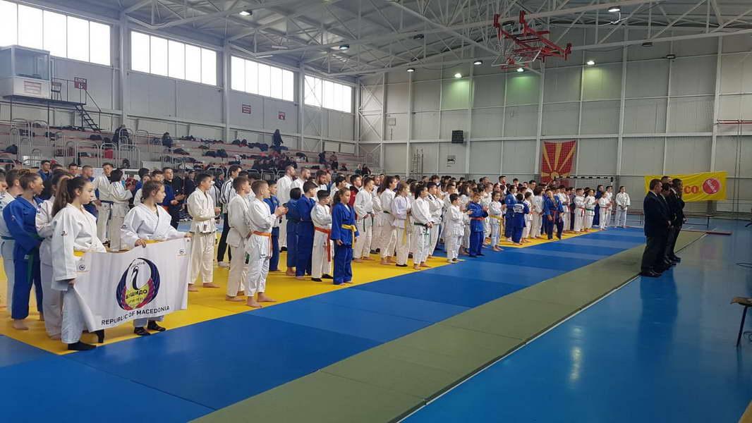 Во Прилеп одржани Државните првенства во џудо