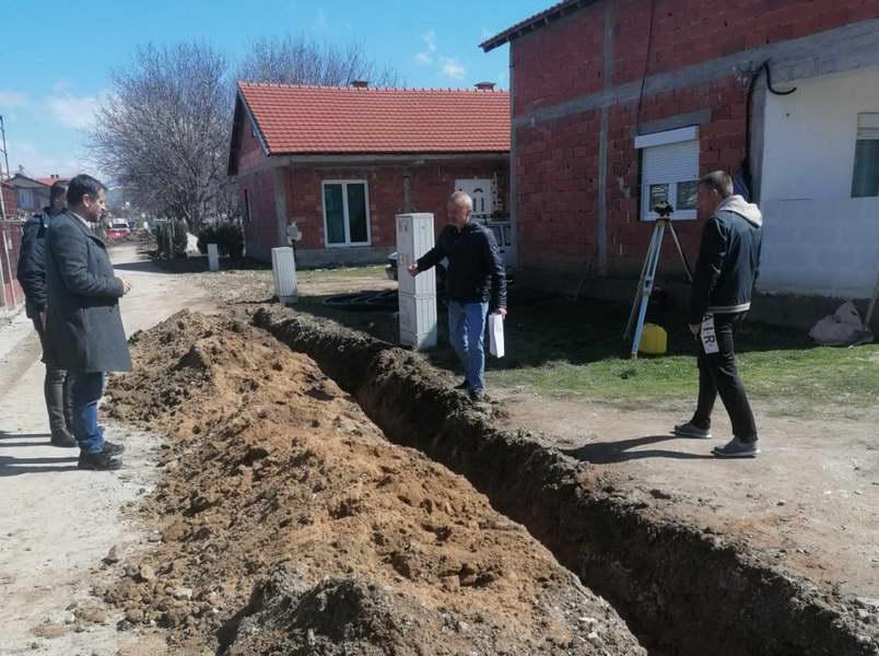 """Поставена нова канализациона линија и препумпна станица на улица """"Савска"""""""