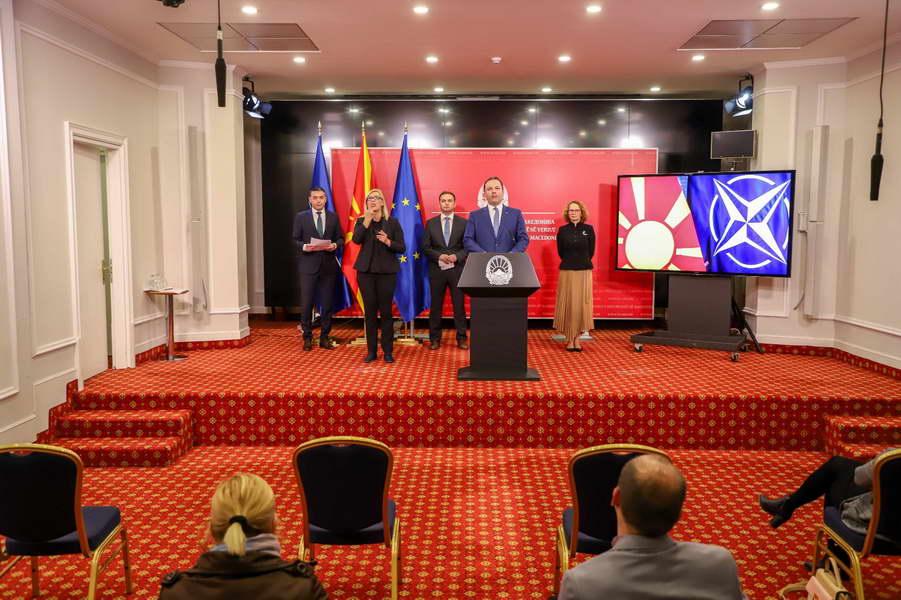 Со ратификацијата на Протоколот за членство во НАТО на Северна Македонија во Сенатот на Шпанија, станавме 30-та членка на Алијансата